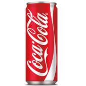 კოკა-კოლა 0.33L