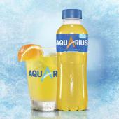 Aquarius Naranja botella (500 ml.)