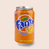 Fanta De Naranja (33 Cl.)