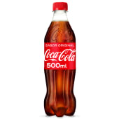Coca-Cola Sabor Original botella 3500ml.