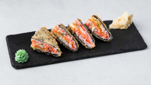 Супер-Сэндвич с лососем 245 г.