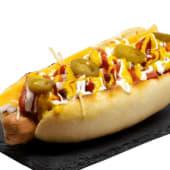 Hot-Dog Spicy Tijuana