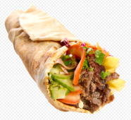 Juneći kebab u tortilji