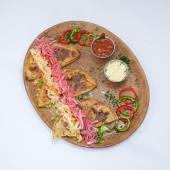 Enchiladas de cerdo