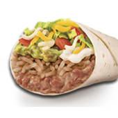 Burrito 7 Layer Bean