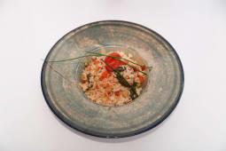 Rižoto povrće porcija (posno)