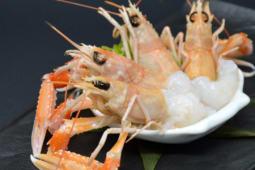 Sashimi scampi - 6 pezzi