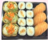 A4 Sushi Misto