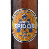 Cerveza Triple Malta Moritz Epidor (330 ml.)