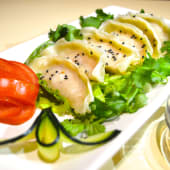 Gyoza  verduras caseras (6 uds.)