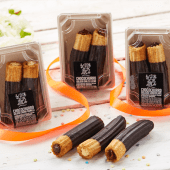 Pack 2 Choco Churros golosos de chocolate