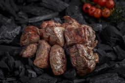 Шашлик з ошийка свинини (1000г)