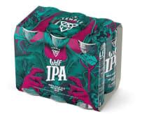 Sixpack Cerveza Temple Wolf IPA 473 Ml