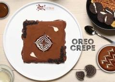 Oreo Crepe