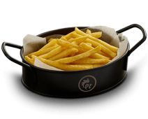 Klasik Patates Kızartması (Büyük)