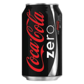 Coca-Cola Zero (330ml)