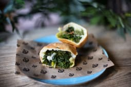 Mini Calzone Green Vegan