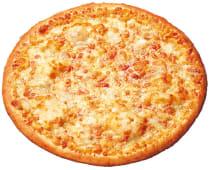 Pizza cinco quesos