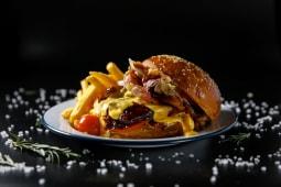Бургер Пікантний Грузин (500/100г)