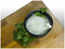 Dodatkowa porcja makaronu sojowego
