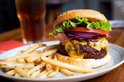 Queens burger (sin gluten)