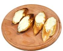 Mozzarellalı Sarımsaklı Ekmek (4 Adet)
