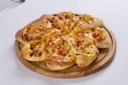 Піца HUT з копченою куркою (750г)