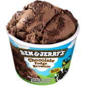 Ben & Jerry's chocolate fudge brownie (100 ml.)