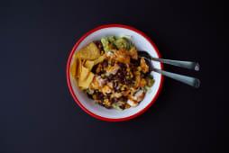 Tavuklu Burrito Bowl