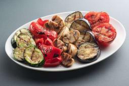 Овочі-гриль баклажан (100г)