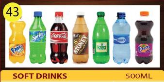 Dasani bottled water 500ml