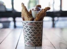 Bocconcini di pollo speziato
