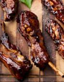 5 Spice Honey Glazed Pork Ribs- 500g
