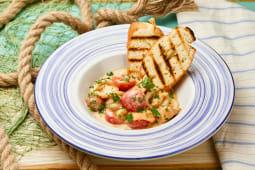 Соте з морепродуктами (250г)
