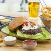 El Padrino burger