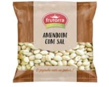 Amendoim com Sal Frutorra 150g