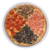 Pizza Cuatro Estaciones  (individual)