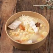 Super Sopa De Cocido Madrileño