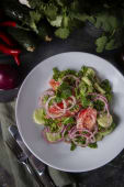 Овочевий салат по-грузинськи (230г)