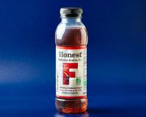 Honest Bio infusión de hibisco, granada y arándano (375 ml.)