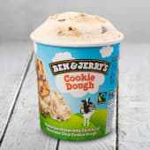 B&J Cookie Dough (465 Ml.)