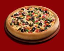 Pizza Veggie Fixe