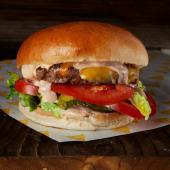 La Burger Ecológica (170 G.)