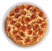 Pizza Meaty Lovers (individual)