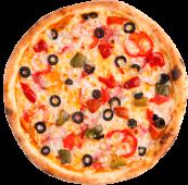 Піца Double начинка Наполі (605г/30см)