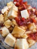 72.Tau-fu in salsa chili piccante