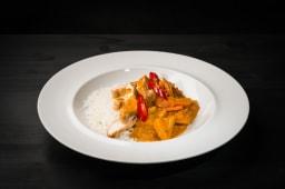 Rad Thay Curry cu pui