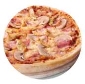 Telepizza barbacoa creme queso