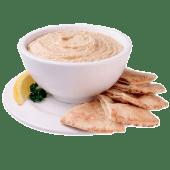 Hummus talerzu