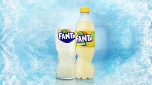 Fanta Limón botella 500ml.